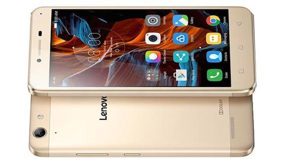 Lenovo Vibe K5 Plus выходит на рынок с ценой $126 – фото 1
