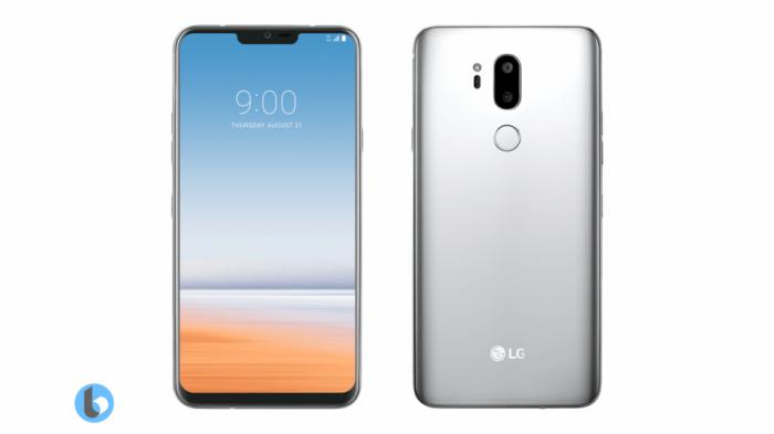 Дизайн LG G7 (G710) на рендерах – фото 4