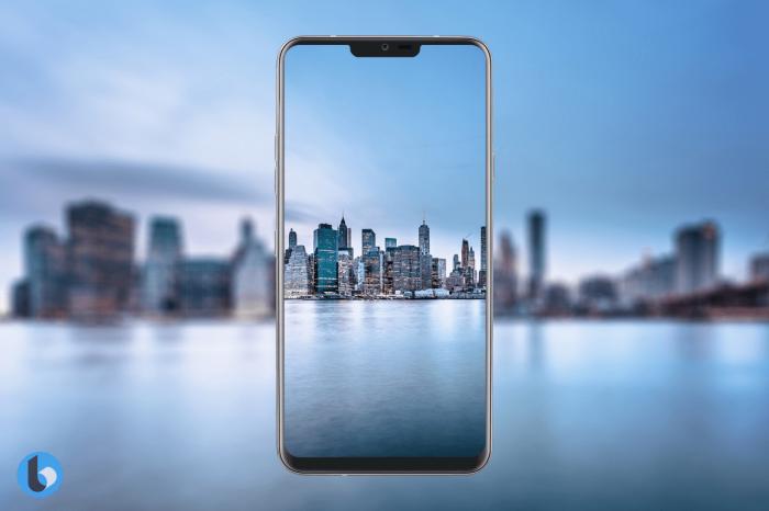 Дизайн LG G7 (G710) на рендерах – фото 1
