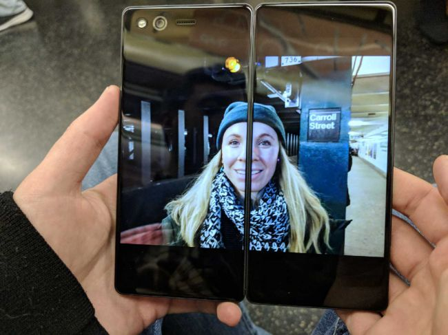 Гибкий Samsung Galaxy X мы можем не увидеть в ближайшее время – фото 2