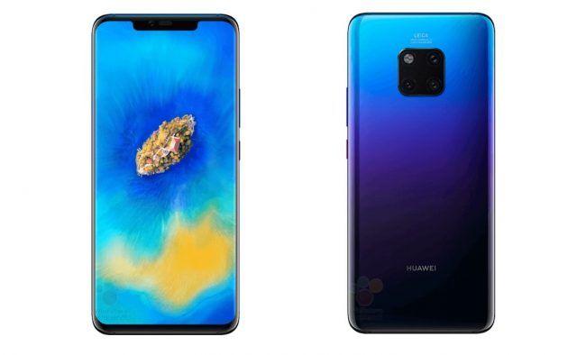 География продаж Huawei Mate 20 в Европе будет ограниченной