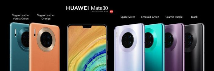 Анонс Huawei Mate 30 и Huawei Mate 30 Pro – фото 1