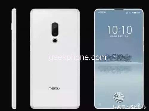 Глава компании рассказал о будущем флагмане Meizu 16S – фото 2