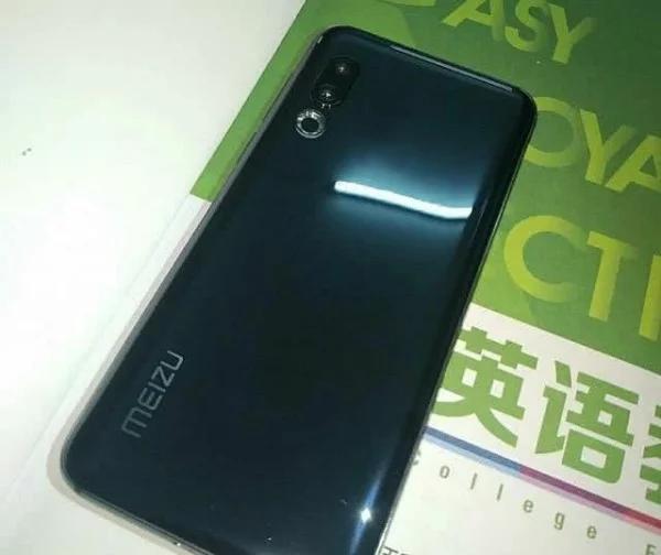 Meizu 16S позируют на «живых» снимках – фото 1