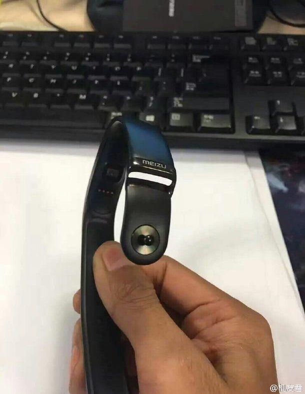 Фитнес-браслет Meizu H1 получил изогнутый и светящийся OLED-дисплей – фото 3