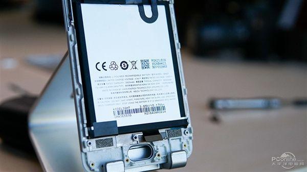 PConline разобрали Meizu M5 Note – фото 14