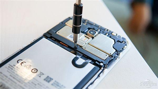 PConline разобрали Meizu M5 Note – фото 6