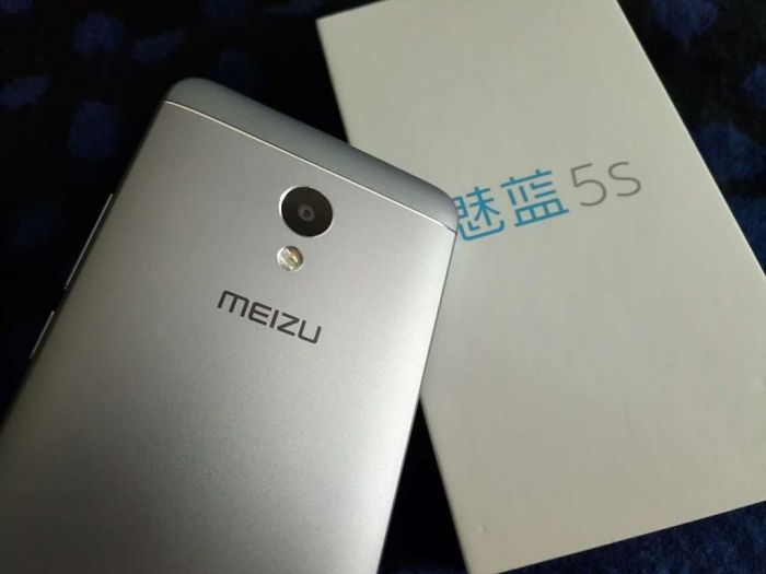 Meizu M5S вновь показали на «живых» фотографиях. Прощай быстрая зарядка? – фото 1