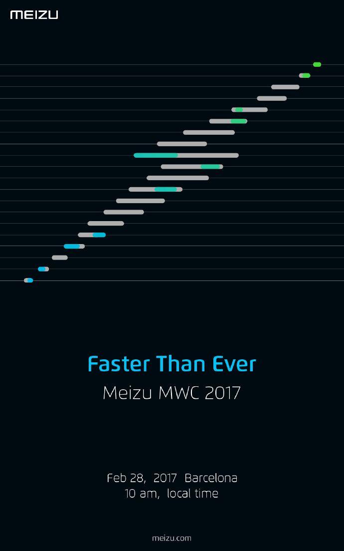 Meizu едет на MWC 2017 – фото 1