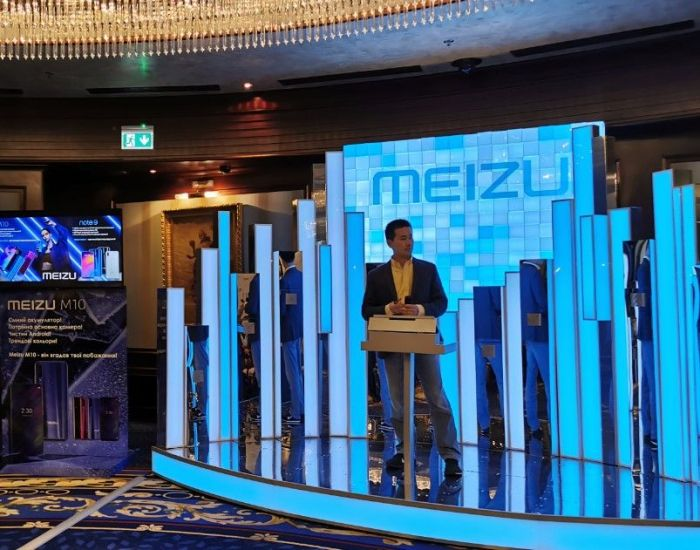 Meizu M10 и Meizu Note 9 выход на рынок УКраины