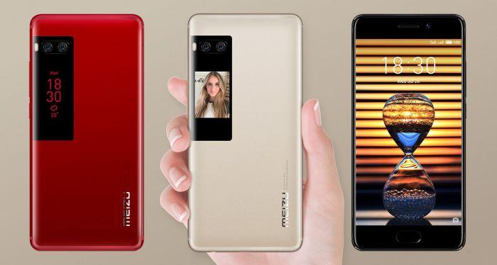 Ценопад на Meizu Pro 7 и Pro 7 Plus от производителя – фото 1