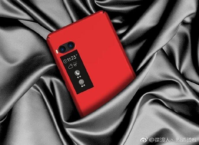 Красный и черный Meizu Pro 7 на рендерах – фото 4