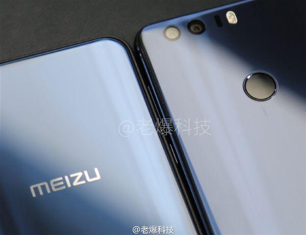 Опубликован рендер Meizu Blue Charm X (Meizu X) – фото 1