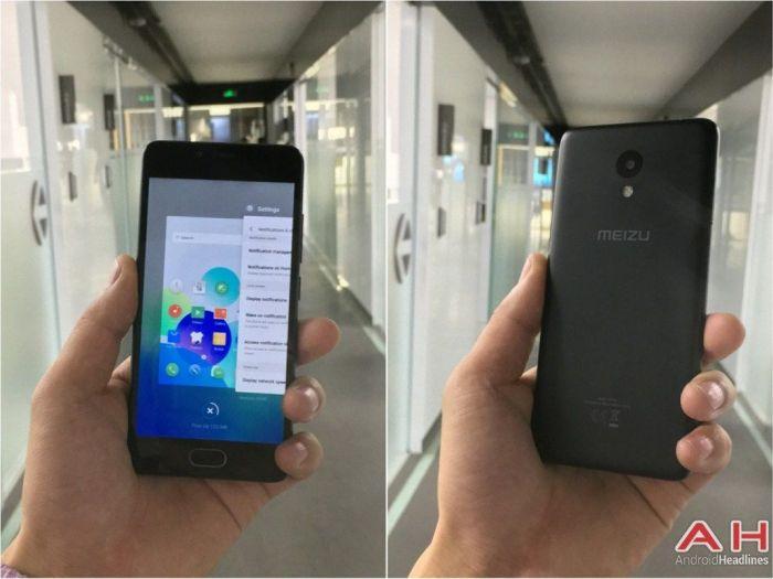 Возможно, Meizu M6 впервые дал о себе знать на фото – фото 1