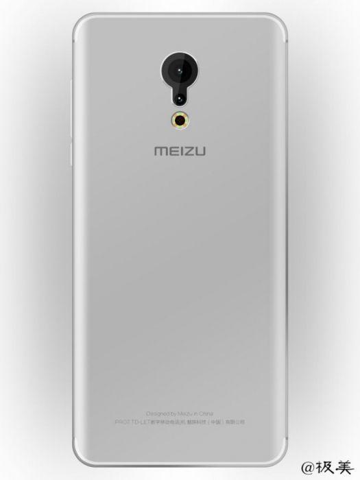 Изображения предполагаемого Meizu Pro 7 с изогнутым дисплеем и двумя тыльными камерами слили в сеть – фото 2