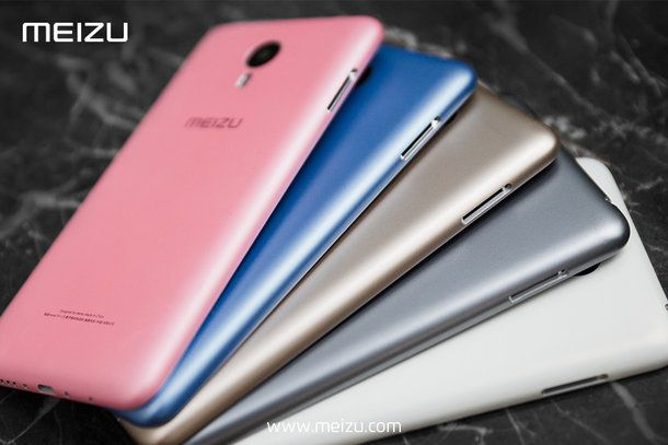 Meizu Metal battle