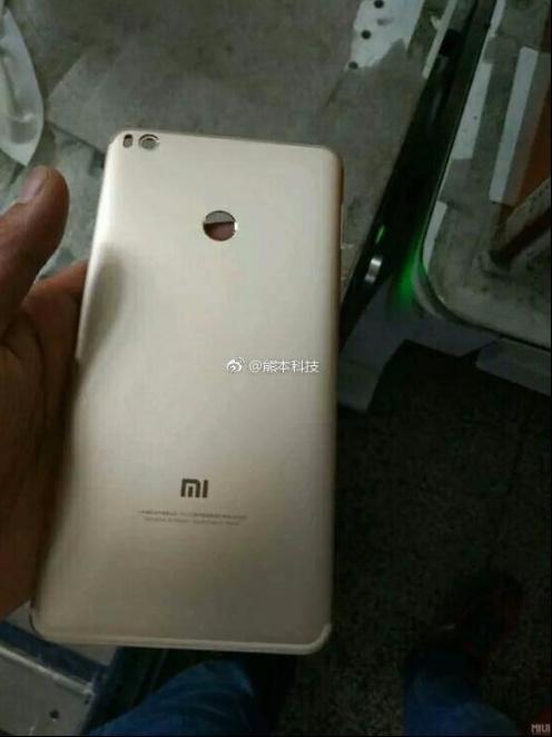 В сети обнаружены снимки Xiaomi Mi Max 2 – фото 1