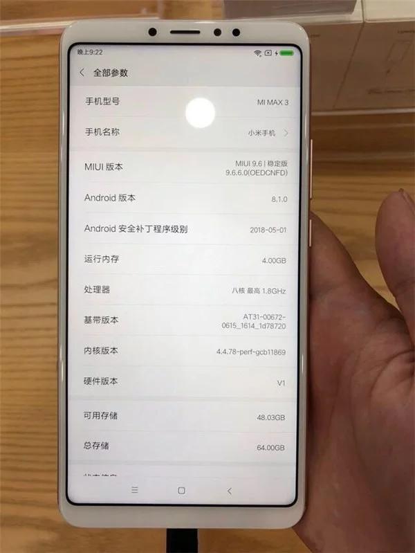 Xiaomi Mi Max 3: характеристики планшетофона объявлены официально и новая порция «живых» фото – фото 3