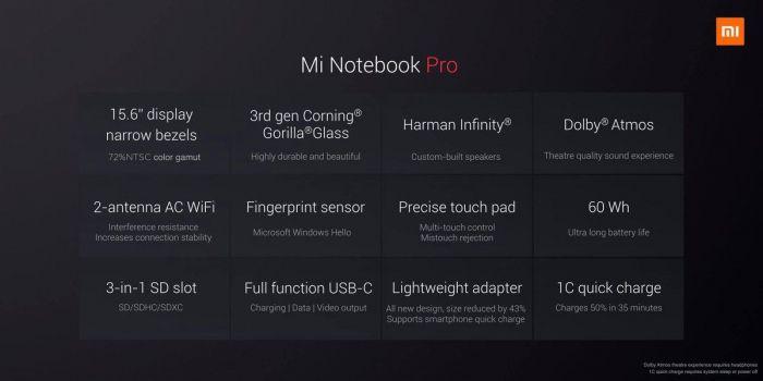 Xiaomi Mi Notebook Pro: когда Xiaomi действительно постаралась – фото 2