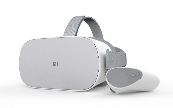 Шлем VR от крутого трио: Xiaomi, Qualcomm и Facebook на выставке CES 2018 – фото 3