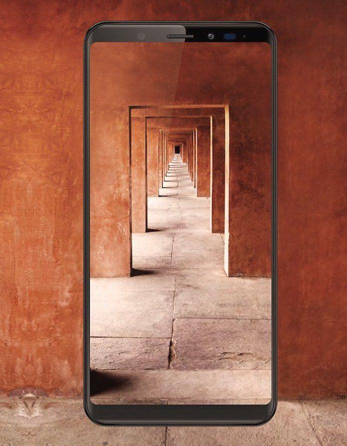 Micromax Canvas Infinity — бюджетный безрамочник за $156 – фото 1