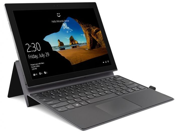 Lenovo анонсировала планшет MiiX 630 с платформой Snapdragon 835 – фото 1