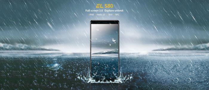 EL Mix готов стать первым защищенным смартфоном с экраном 18:9 – фото 1