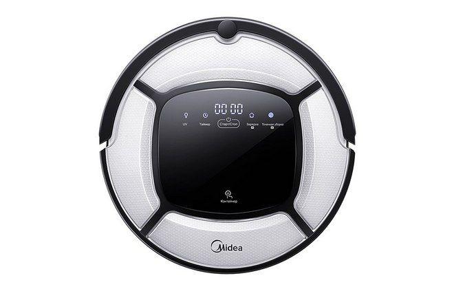 Время скидок: купить робот-пылесос Midea VCR15/VCR16 за полцены – фото 2