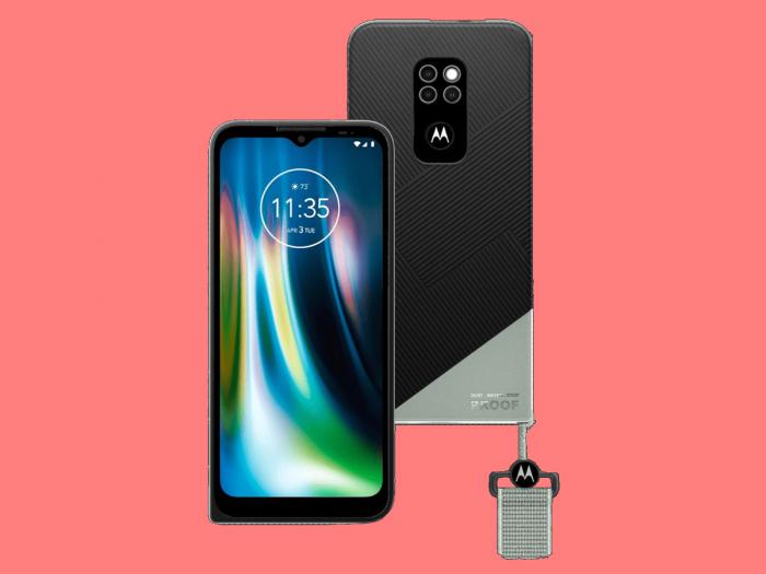 Вышел защищенный Motorola Defy (2021) – фото 3