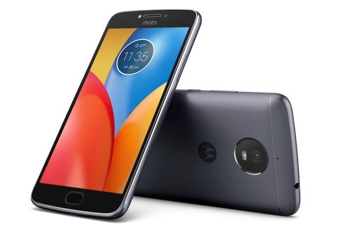 Представлены Moto E4 и Moto E4 Plus с чипами Qualcomm и Android 7.1 Nougat – фото 1