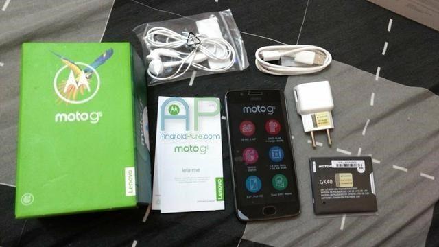 Moto G5 показался в упаковке – фото 2