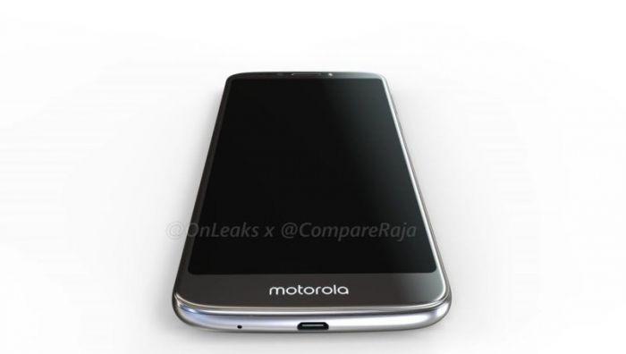 Moto G6 Play показали со всех сторон – фото 2