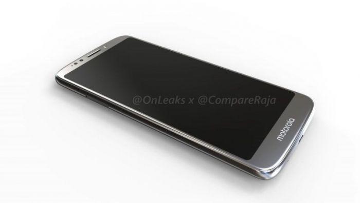 Moto G6 Play показали со всех сторон – фото 6