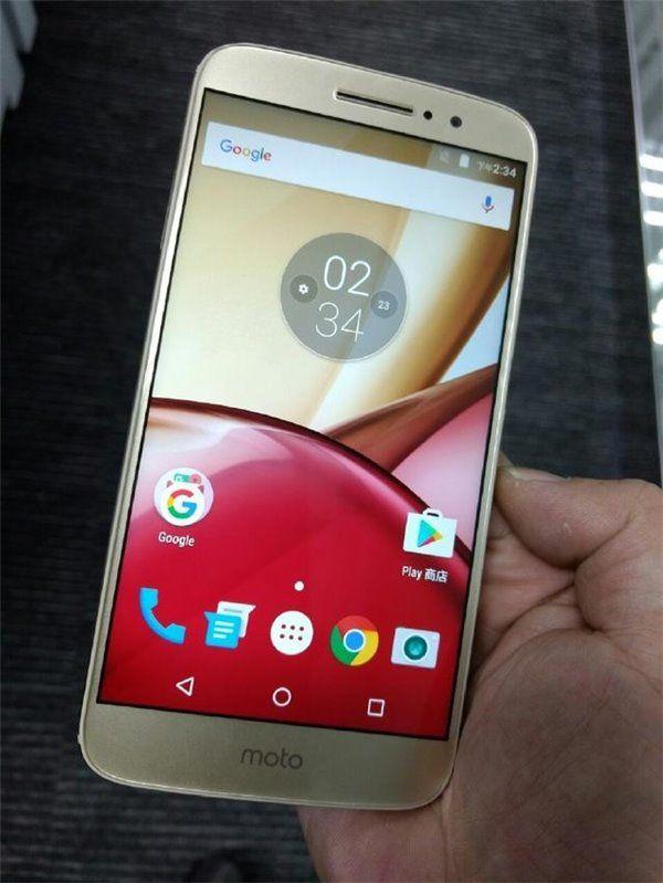 Motorola Moto M с процессором Helio P10 появился в AnTuTu за неделю до презентации – фото 3