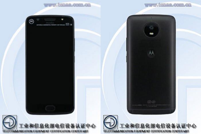 Смартфон Moto XT-1799-2 сертифицирован в TENAA – фото 1