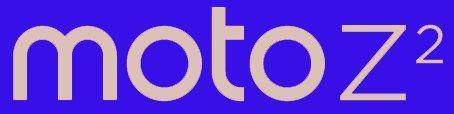 Опубликован логотип Moto Z2 – фото 1