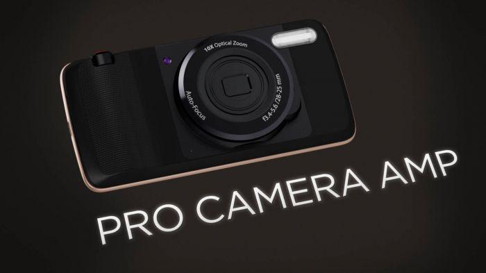 Moto Z получит модуль от производителя фотоаппаратуры Hasselblad – фото 1