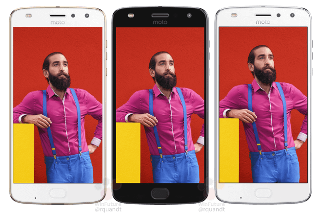 Moto Z2 Play сертифицирован в TENAA и опубликованы официальные рендеры смартфона – фото 1