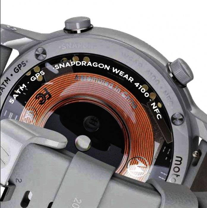 Инсайд. Motorola готовит новые смарт-часы на чипе от Qualcomm – фото 1