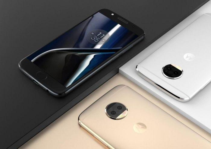 Moto G5S Plus: рендер и характеристики смартфона – фото 1