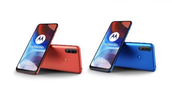 Качественные рендеры бюджетной Motorola E7 Power – фото 1