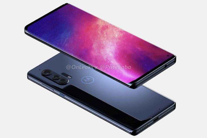 Показали, как будет выглядеть Motorola Edge+ – фото 3