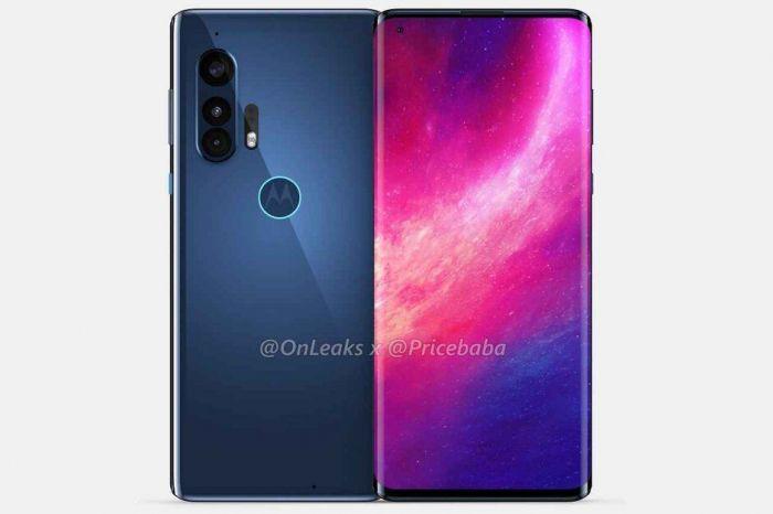 Показали, как будет выглядеть Motorola Edge+ – фото 2