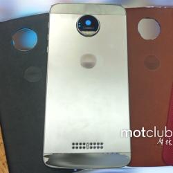 Moto Z или Moto X получат сменные задние панели из разных материалов – фото 1