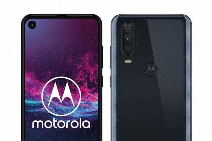 Motorola One Action: изображения, характеристика, цена и дата старта продаж