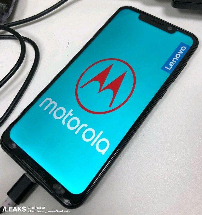 Фото Motorola One Power: «монобровь» это сила – фото 1