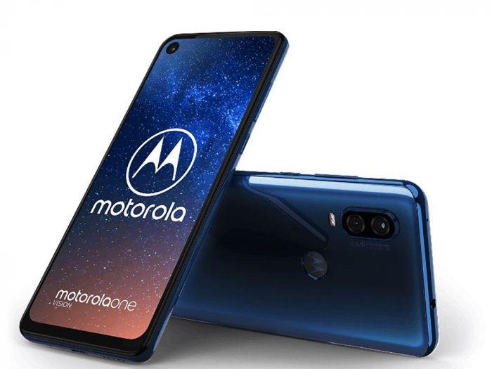 Представлен Motorola One Vision с чипом Exynos 9609 и дисплеем 21:9 – фото 1