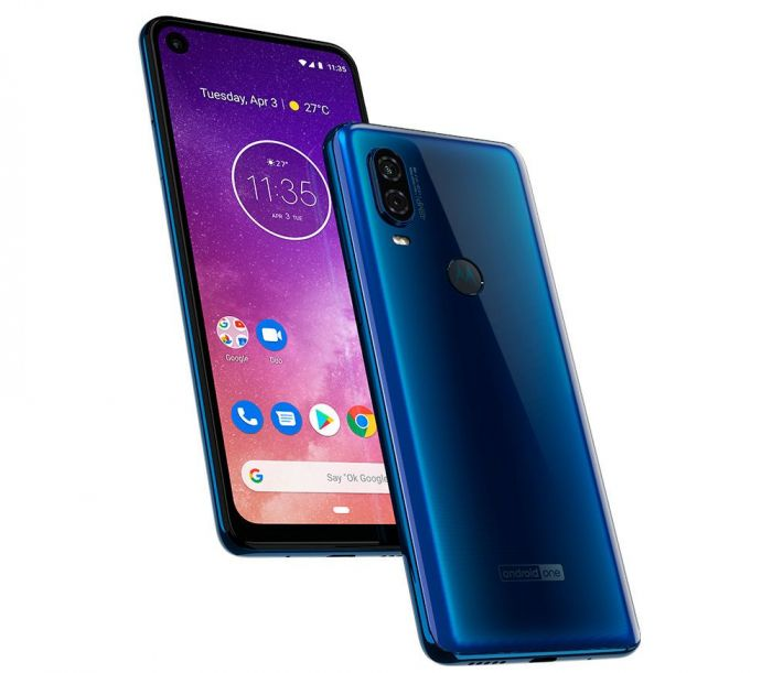 Представлен Motorola One Vision с чипом Exynos 9609 и дисплеем 21:9 – фото 2