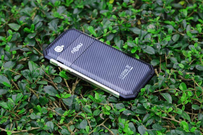 NOMU S30 — защищенный смартфон с аккумулятором на 5000 мАч, Helio P10 и 4 Гб ОЗУ в распродаже на AliExpress – фото 1