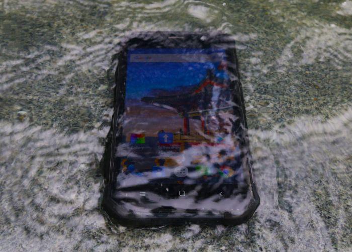 NOMU S30 — защищенный смартфон с аккумулятором на 5000 мАч, Helio P10 и 4 Гб ОЗУ в распродаже на AliExpress – фото 2